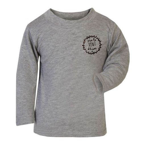 Long Sleeved T-Shirt Vive le Vent