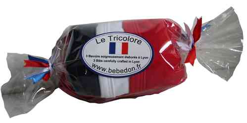 The Tricolore Bib